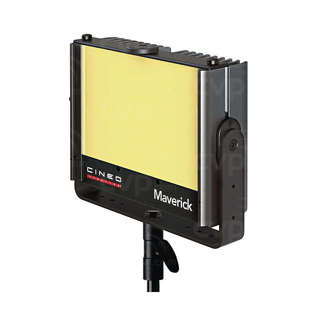Cineo Maverick Tungsten Studio Kit - Including Fixture, 3200K Panel, DMX Adapter, 150W AC Adapter, Stand Adapter (p/n 901.0081)