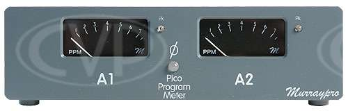 Murraypro Pico PPM front panel view