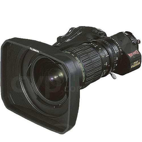 Fujinon HA14X4.5BERD 2/3 inch HD ENG/EFP Super Wide Angle Zoom