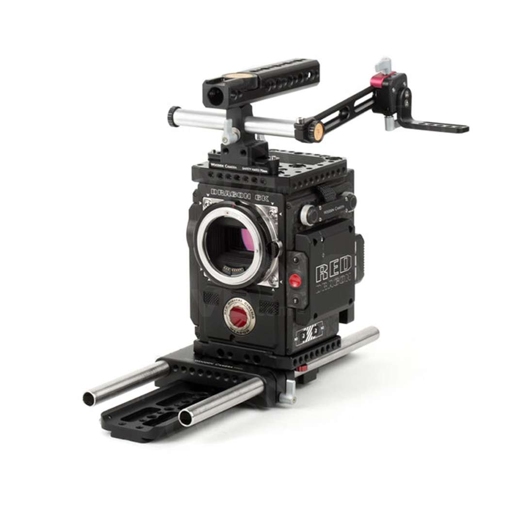 Wooden Camera Accessory Kit - Pro 15mm Studio for RED