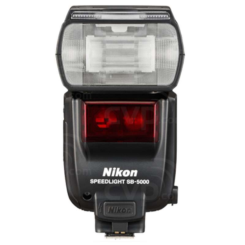 Nikon SB-5000 Speedlight with Radio Control and Flash Cooling System