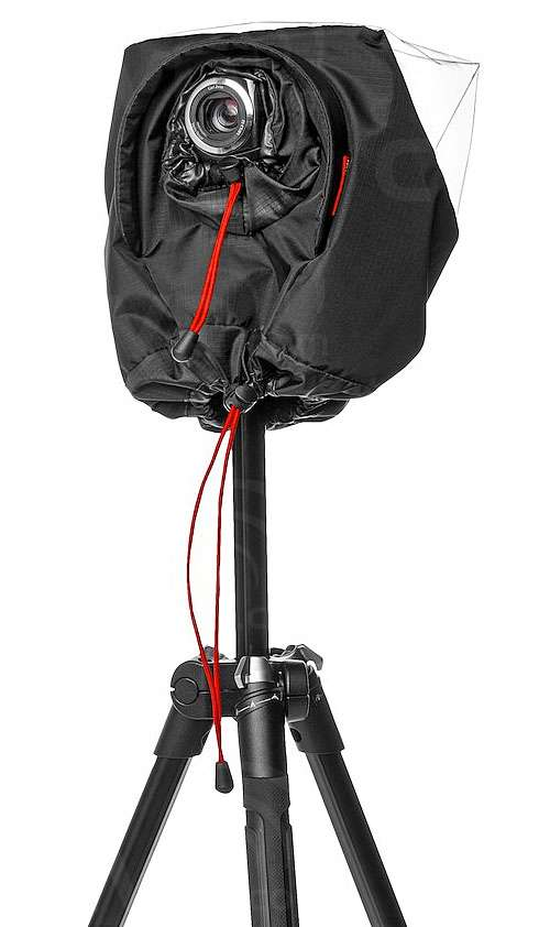 Manfrotto MB PL-CRC-17 (MBPLCRC17) Pro Light Video Camera Raincover -