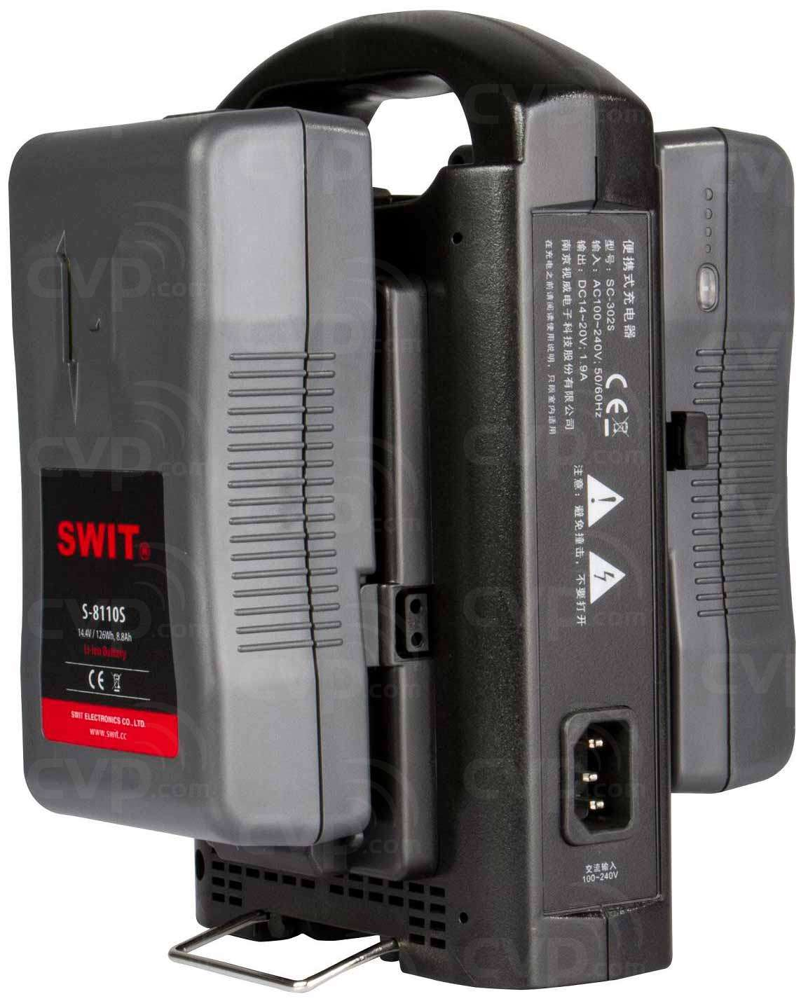Swit (SC-302S) Dual Channel Sequential Charger