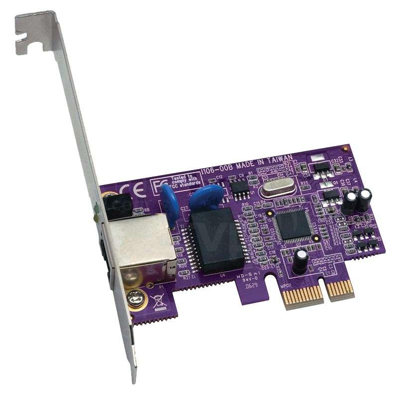 Sonnet Presto Gigabit PCIe Card