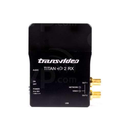 Transvideo TITAN HD 2 PRO Wireless Transmission System (904TS0149)