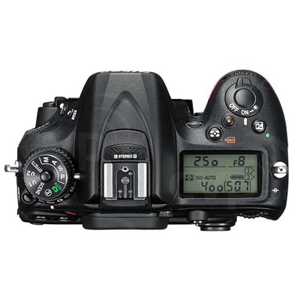 Nikon D7200 24.2 Megapixel DX Format Digital SLR Camera Body