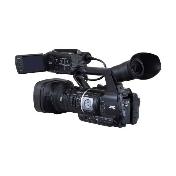 JVC GY-HM620E (GYHM620E) Handeld ProHD Camcorder with a 1/3-inch CMOS