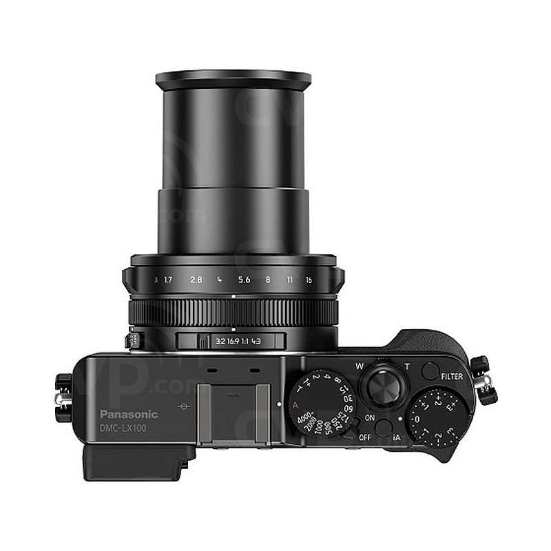 Panasonic Lumix DMC-LX100 12.8 MP Digital Camera with Micro Four