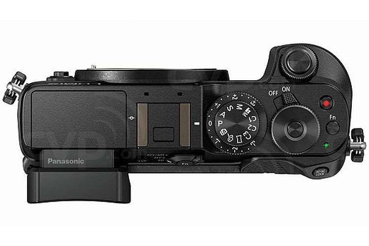 Panasonic Lumix GX8 20.3MP Digital Compact Camera (Body Only) -