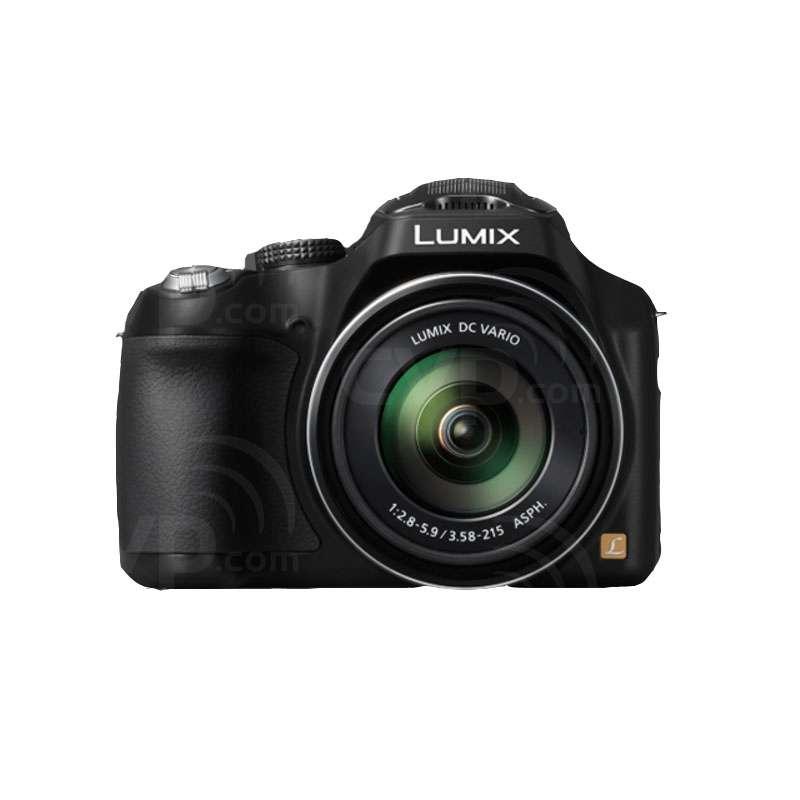 Panasonic Lumix DMC-FZ72 16.1 MP Digital Camera with Lumix DC