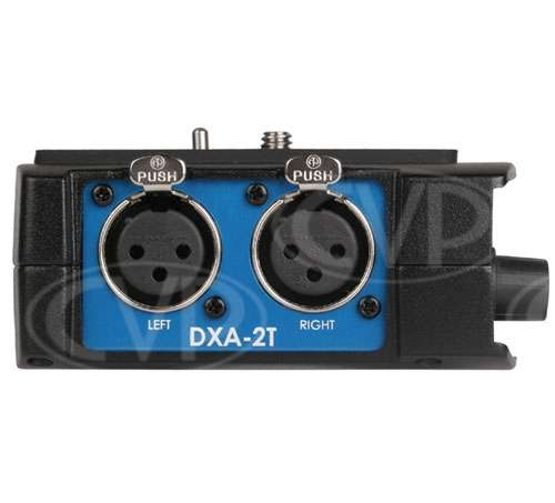 Beachtek DXA-2T Side View
