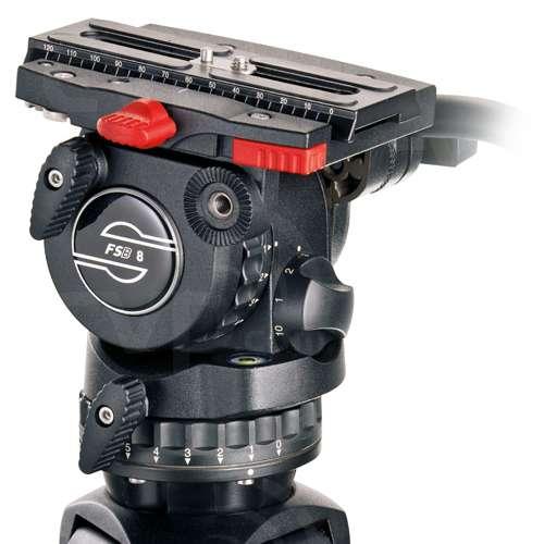 Sachtler Tripod System Including 1x FSB 8 fluid head (0707)