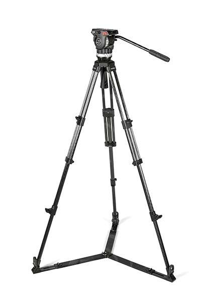 Sachtler System Ace L GS CF-WITH GROUND SPREADER
