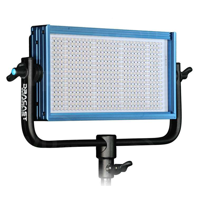 Dracast LED500 Studio Light with DMX Control - Available in