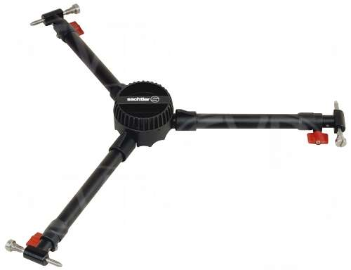 Sachtler 7027 Mid-Level Spreader for Sachtler Cine Long Tripods (6295