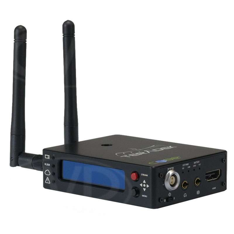 Teradek (TER-CUBE255) CUBE-255 1-Channel HDMI Encoder with OLED Display, Dual