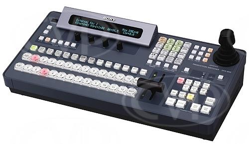 VideON   MVS-3000A Overview   Switchers