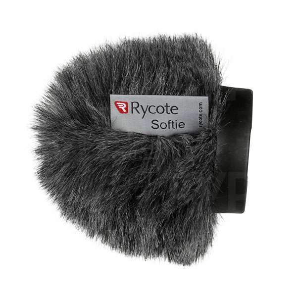 Rycote 033012 5cm Classic-Softie (medium hole 19/22) Windshield