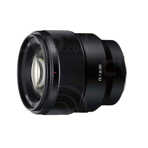 Sony SEL85F18 (SEL-85F18) 85mm F1.8 FE Lens - Sony E Fit