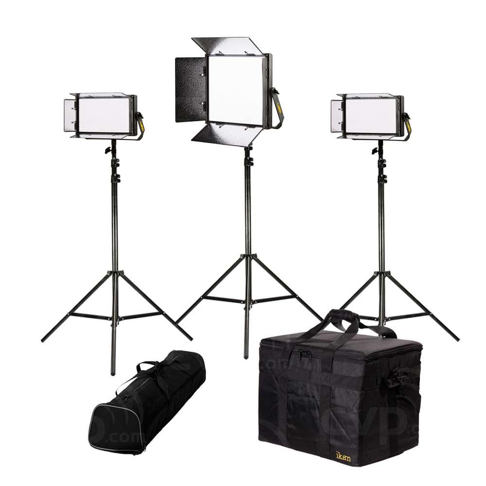 IKAN LB-1F2H Light Kit