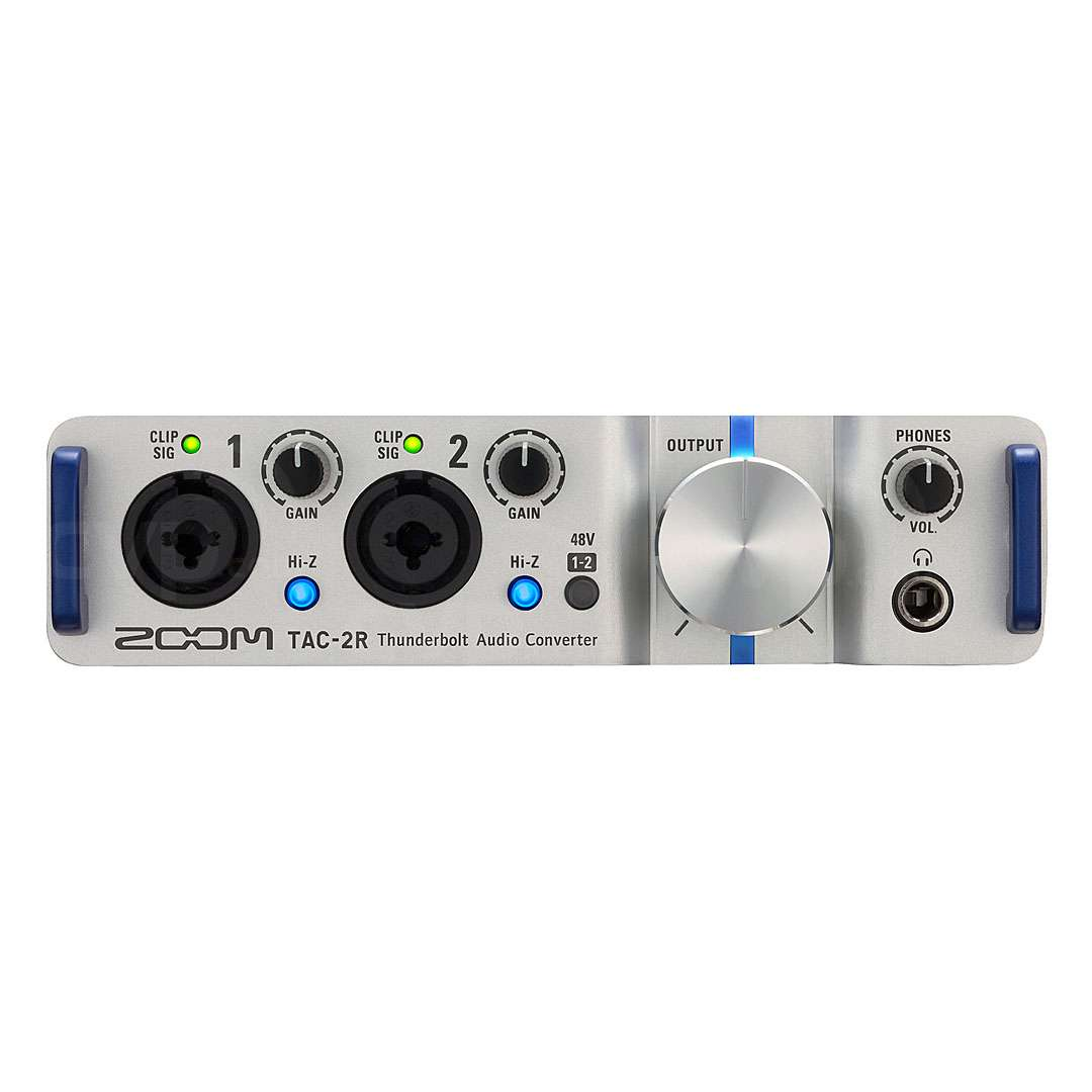Zoom TAC-2R (TAC2R) Thunderbolt Audio Interface