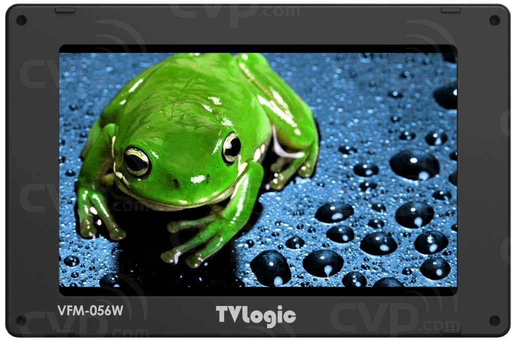 TVlogic VFM-056WP (VFM056WP) high resolution 5.6inch LCD field monitor