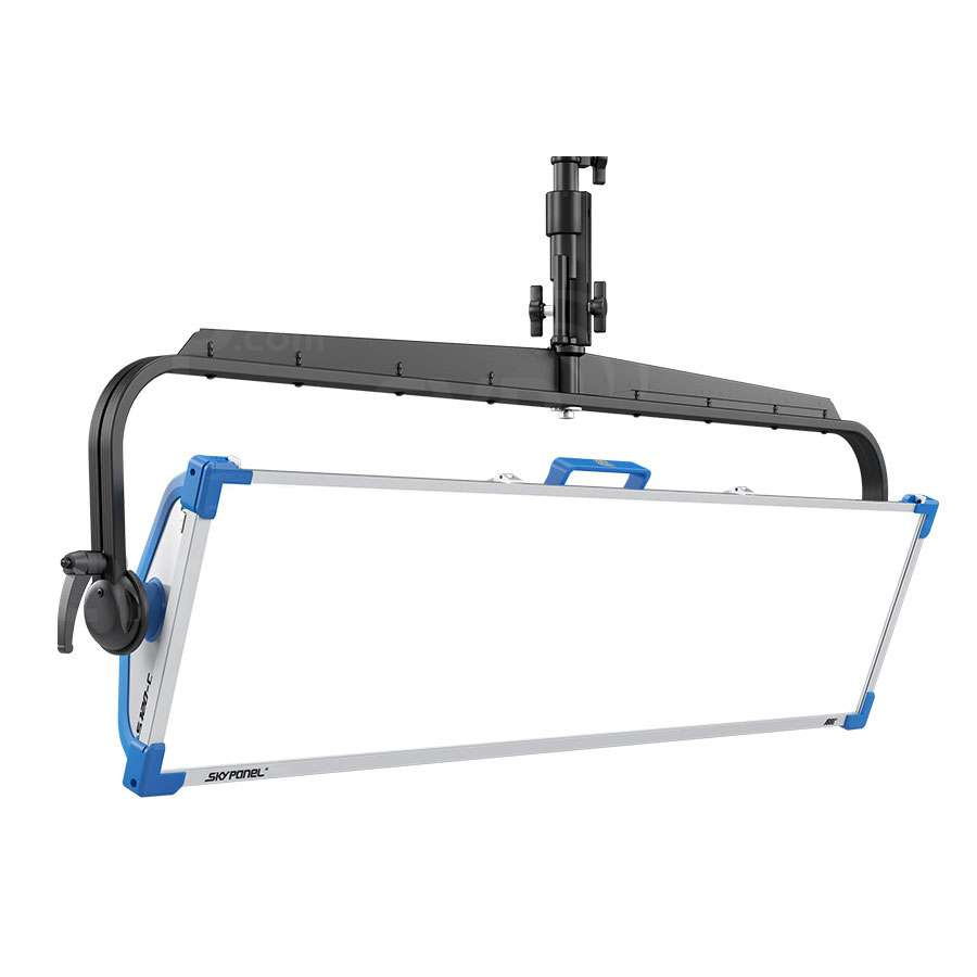 ARRI S120-C Pole Op Ultra-Bright LED Soft Light SkyPanel (Bare Ends Power Connnection) - Black or Blue/Silver