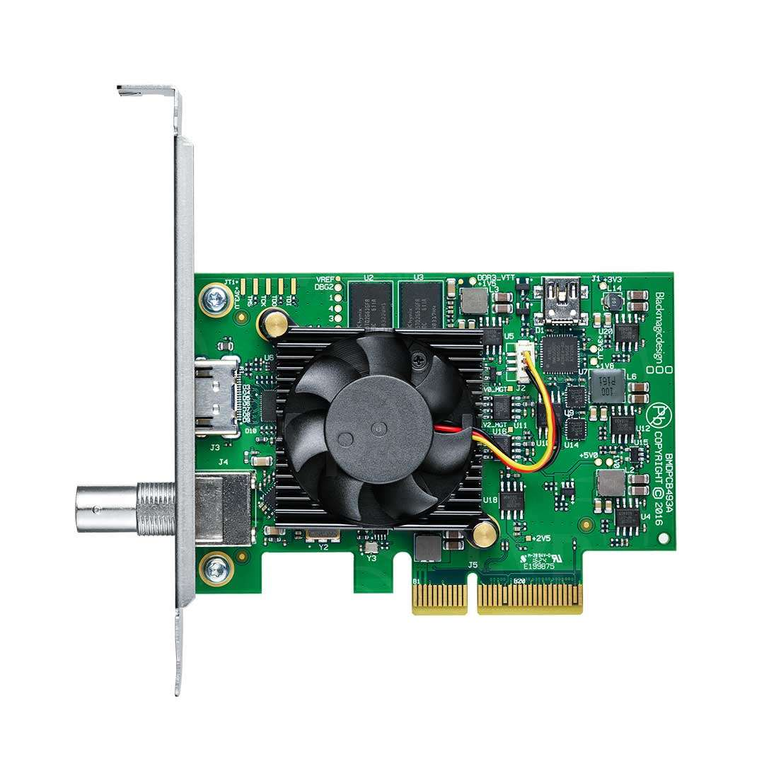 BMD DeckLink Mini Monitor 4K