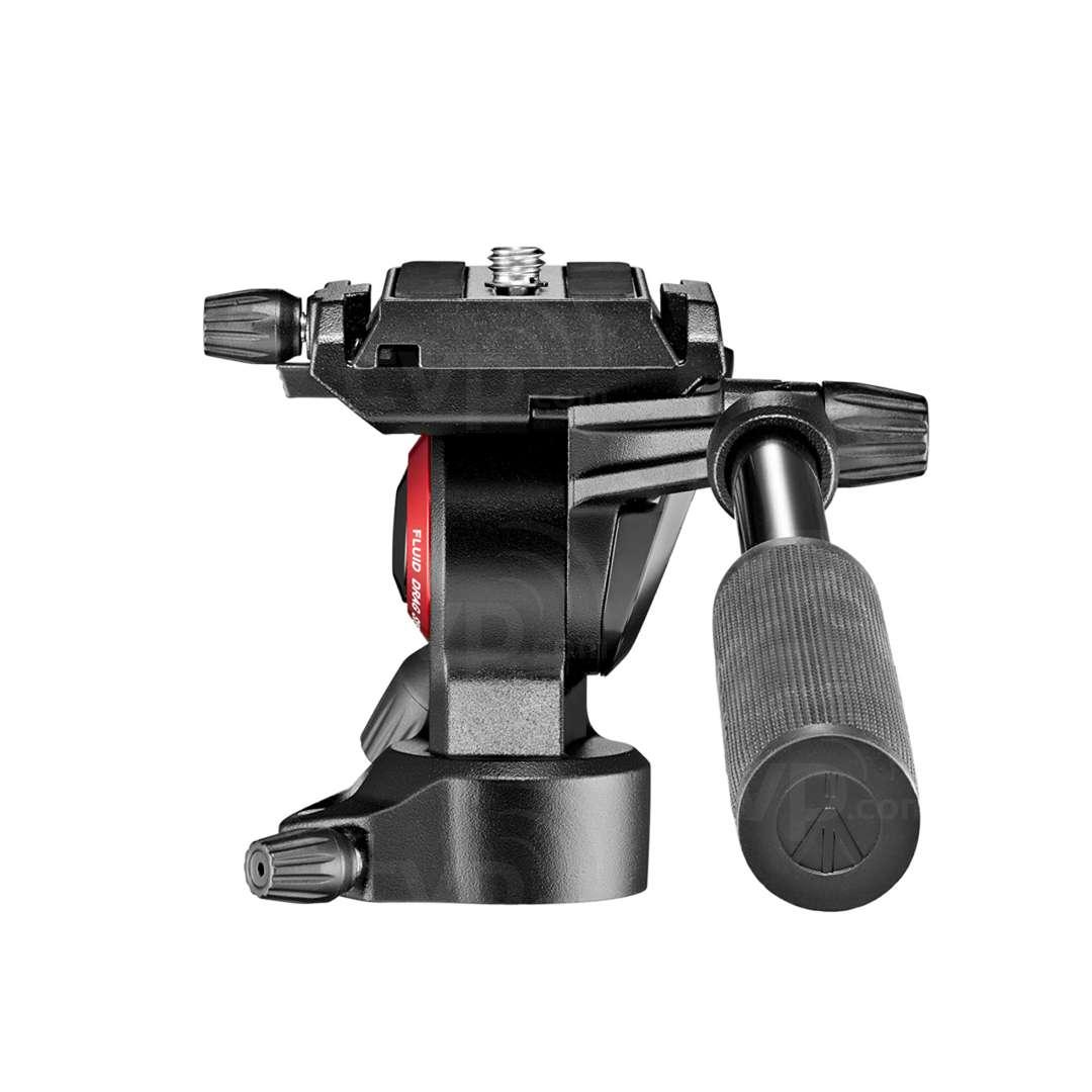 Manfrotto MVH400AH (MVH-400AH) Befree Live Compact and Lightweight Fluid Video