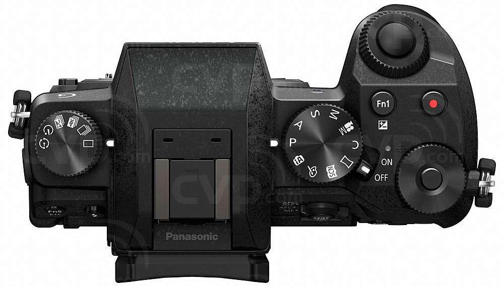 Panasonic Lumix G7 16MP Digital Compact Camera with Lumix G