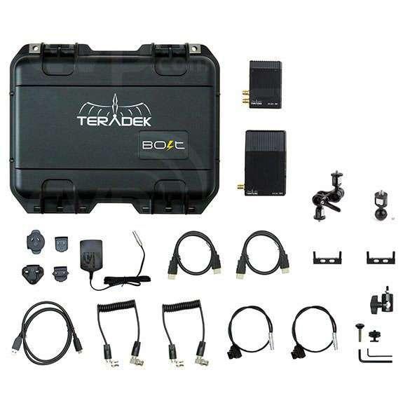Teradek Bolt 500 Deluxe Kit SDI HDMI Wireless Video Transceiver