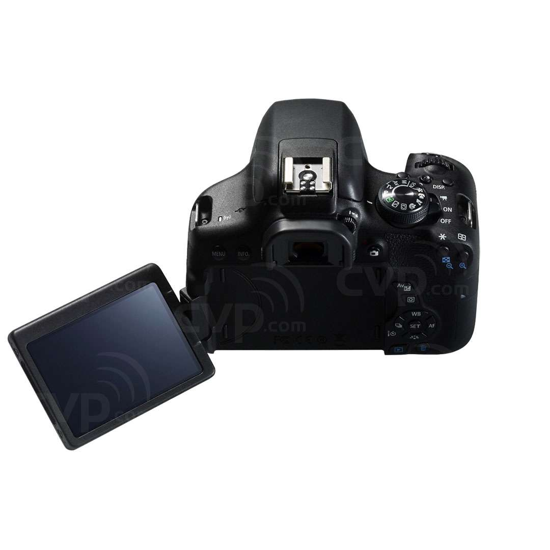 Canon EOS 750D 24.2 Megapixel APS-C Digital SLR Camera Body
