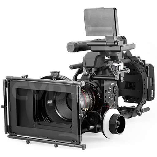 Redrock Micro ultraCage Black 15mm Studio Bundle for the Canon