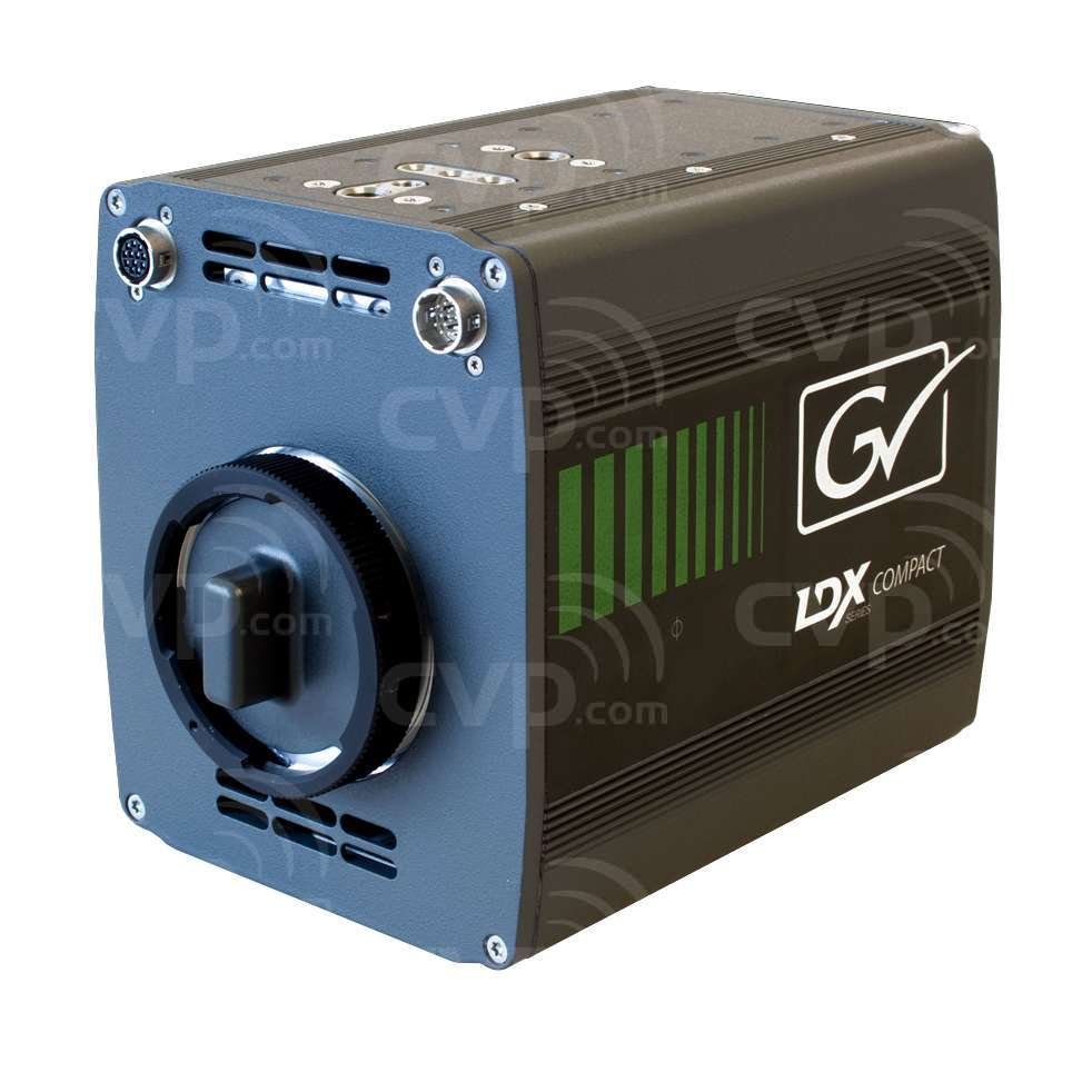 Grass Valley LDX Compact WorldCam Camera Head - Supporting 1080p,