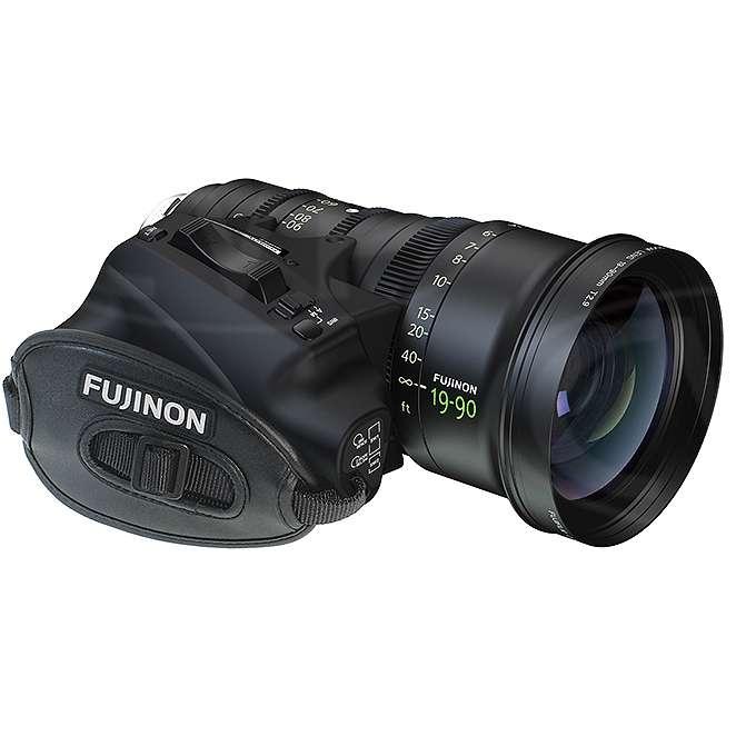 Fujinon ZK4.7x19 19-90mm T2.9 PL Mount Cabrio Compact Cinema Zoom