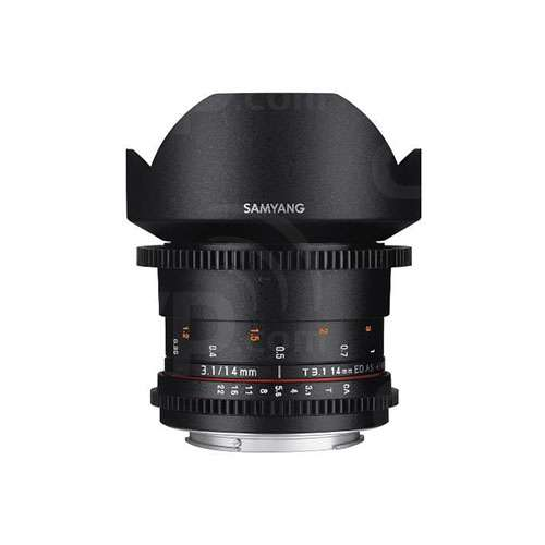 Samyang VDSLR Kit 2 - Canon EF