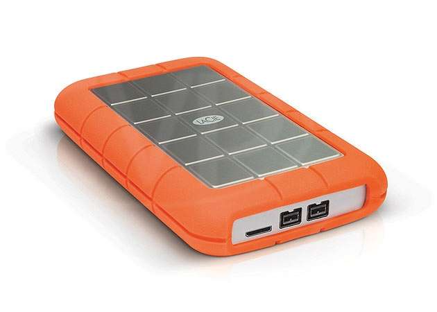 LaCie Rugged Triple Hard Disk - USB 3.0 | USB