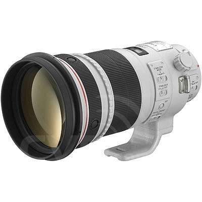 Canon EF 300MM f/2.8L IS II USM Telephoto Lens (Canon
