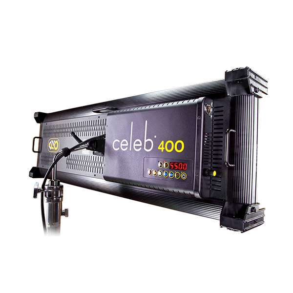 Kino-Flo KIT-C401-230U Celeb 400 DMX LED Soft Light Centre Mount