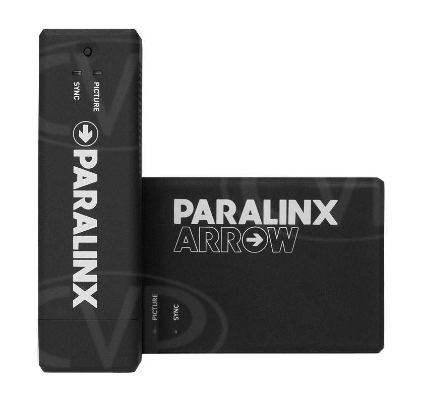 Paralinx Arrow HD full HD 1080p / 10-bit uncompressed wireless