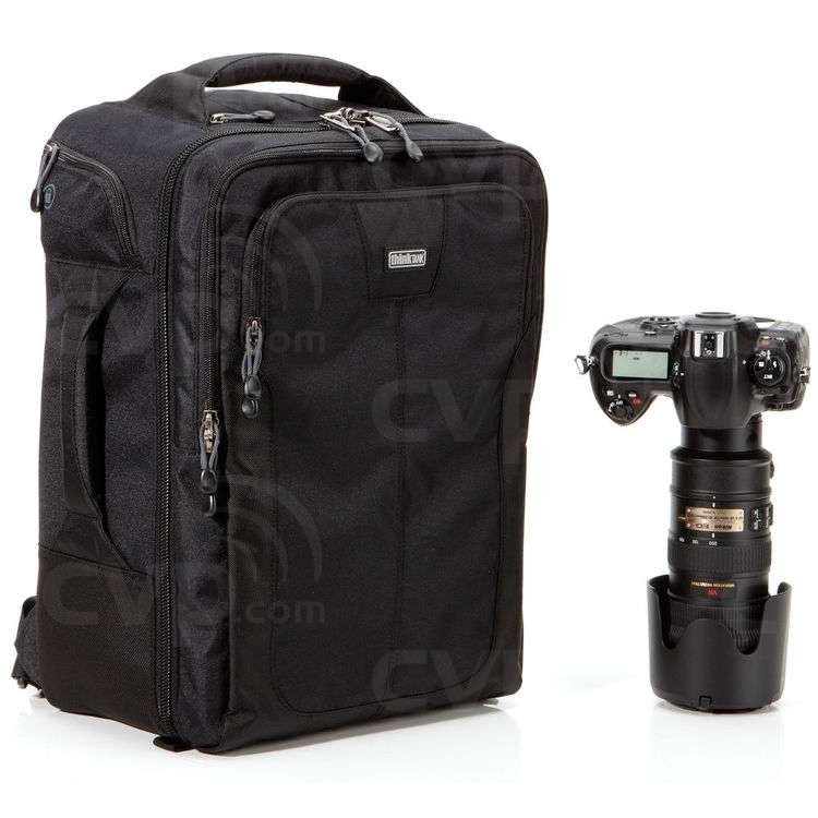 Think Tank Photo Airport Commuter Black Backpack (T486)