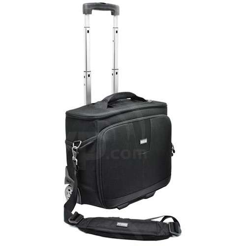 Think Tank Photo Airport Navigator Black Rolling Bag (T540)