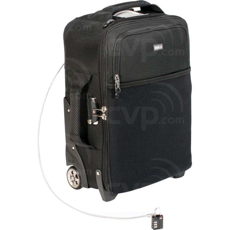 Think Tank Photo Airport International V 2.0 Black Rolling Camera