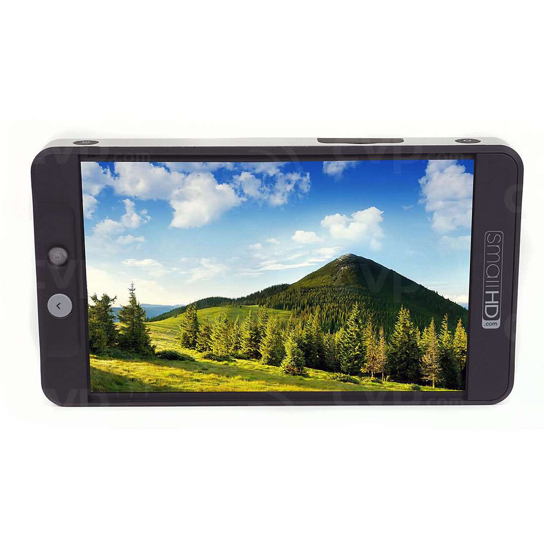 SmallHD MON-702 (MON-702) 702 Bright Full HD 7-inch LCD Daylight Viewable Field Monitor with 1000 NITs Brightness