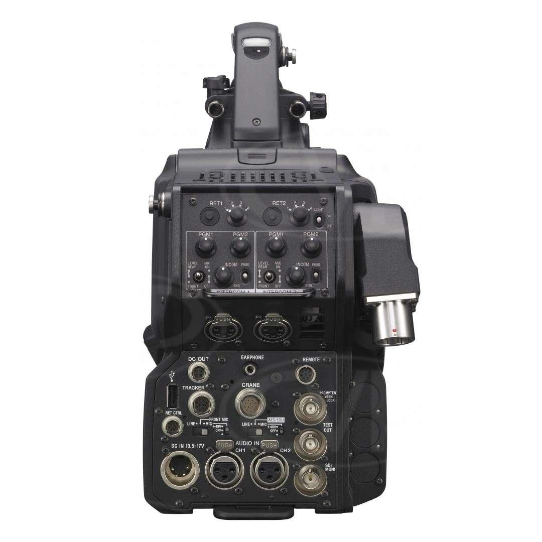 Sony HDC-1700//U (HDC1700) Multi-Format HD System Portable Camera with 16bit