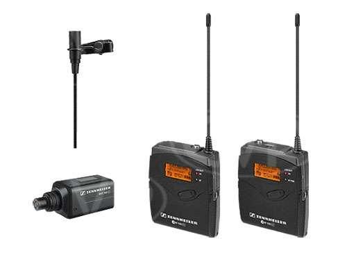 Sennheiser EW 100-ENG G3 (EW100ENGG3) Portable system: bodypack transmitter, ME