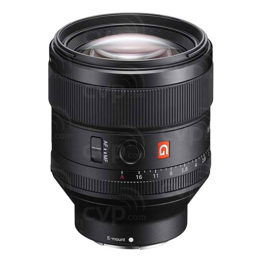 Sony SEL85F14GM (SEL-85F14GM) 85mm f1.4 GM E-Mount Lens (SEL85F14GM.SYX)
