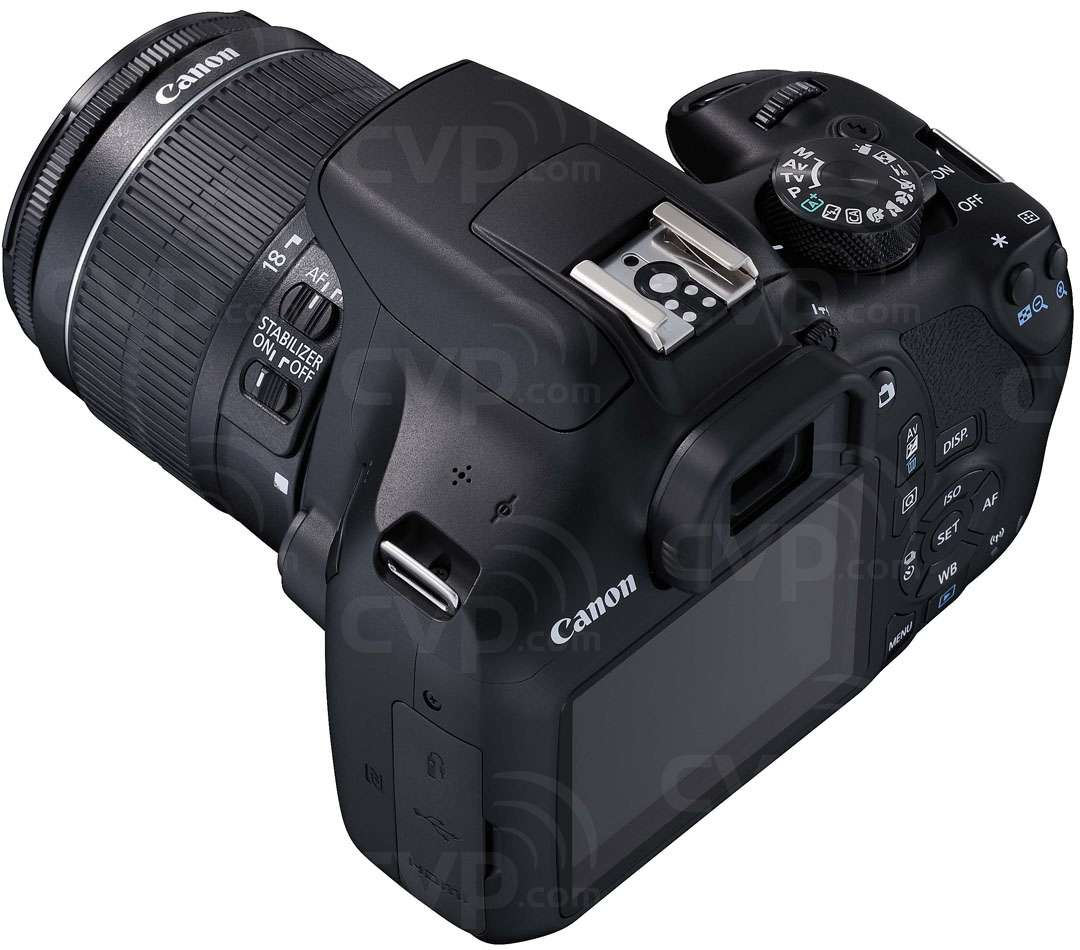 Canon EOS 1300D + 18-55mm Lens