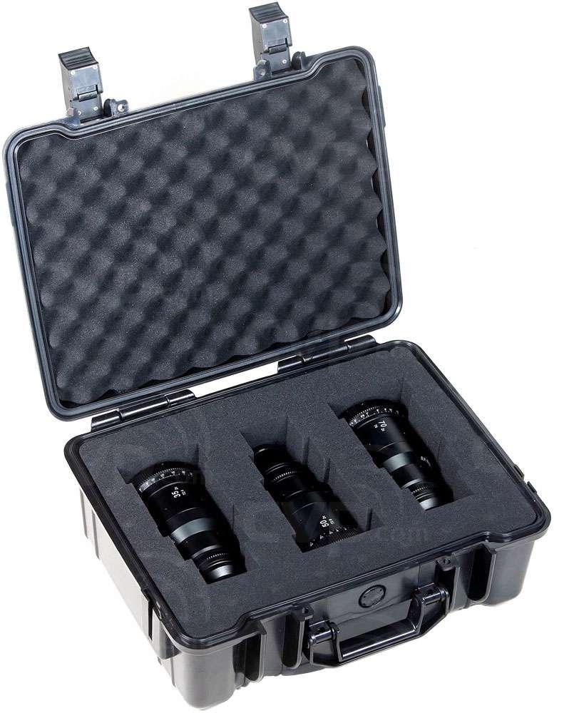 SLR Magic Anamorphot CINE 2x 3-lens set - mFT Mount