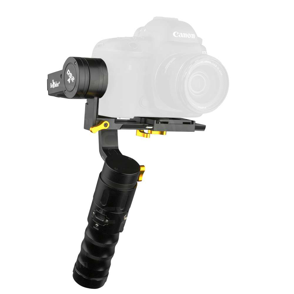 Ikan DS2-A (DS2A) Beholder Angled 3-Axis Gimbal Stabiliser with Encoders